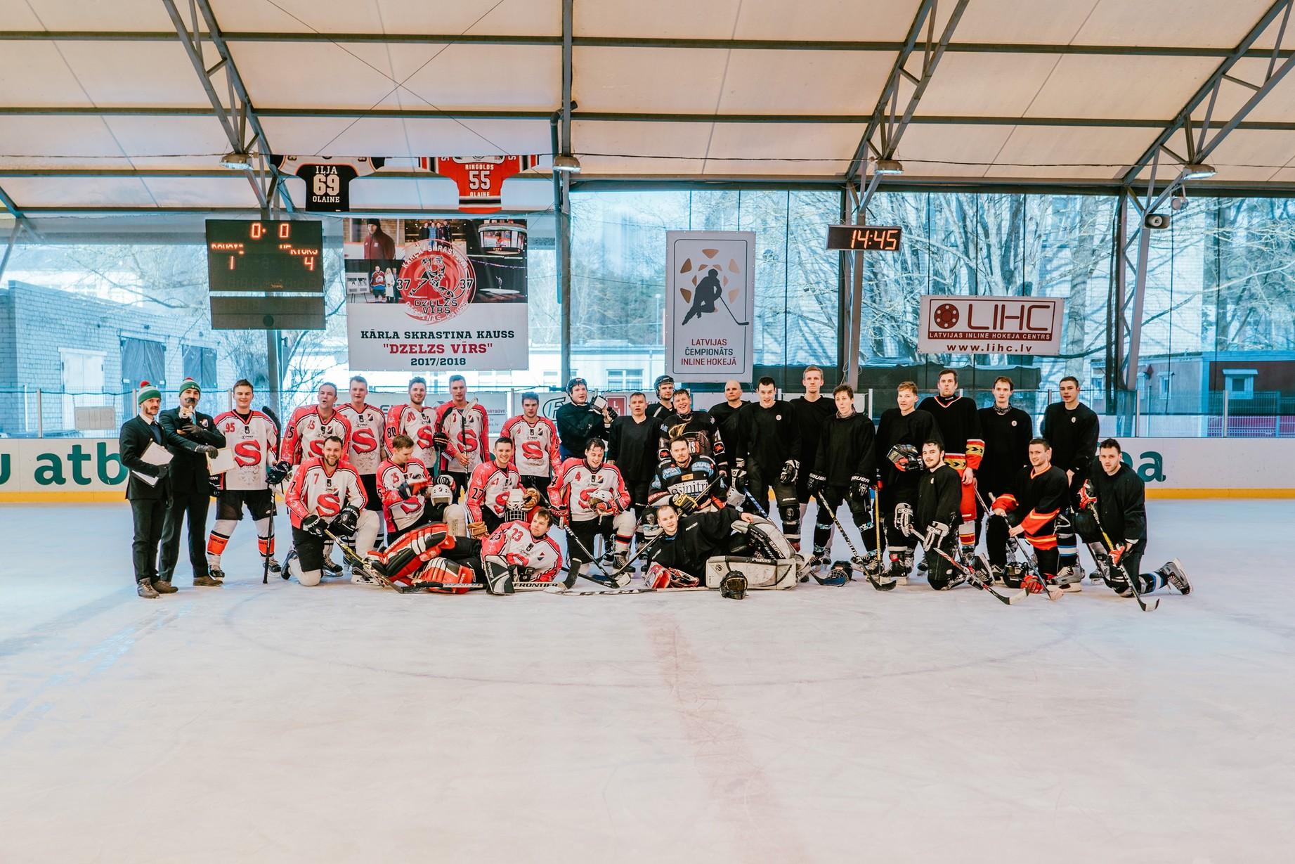 Hokeja turnīrs Vektors – Dancis 2018