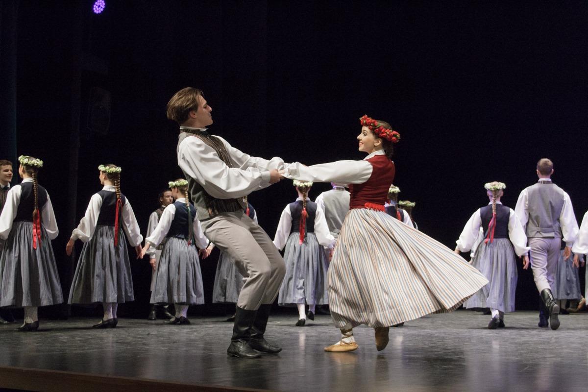 Dejot un radīt – tas ir par mums